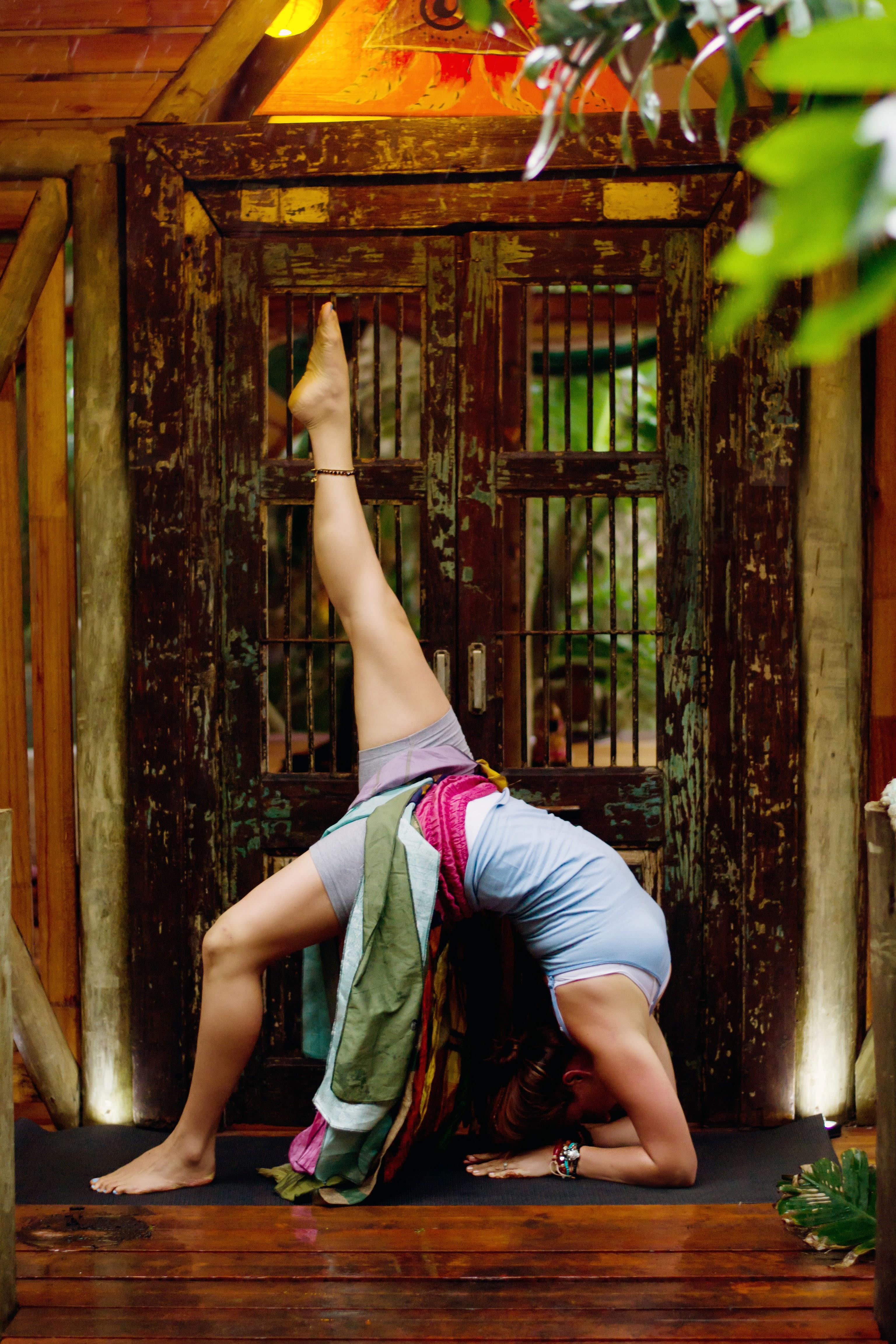 back bend yoga pose yoga teachers training yttc ttc south africa yoga trainer