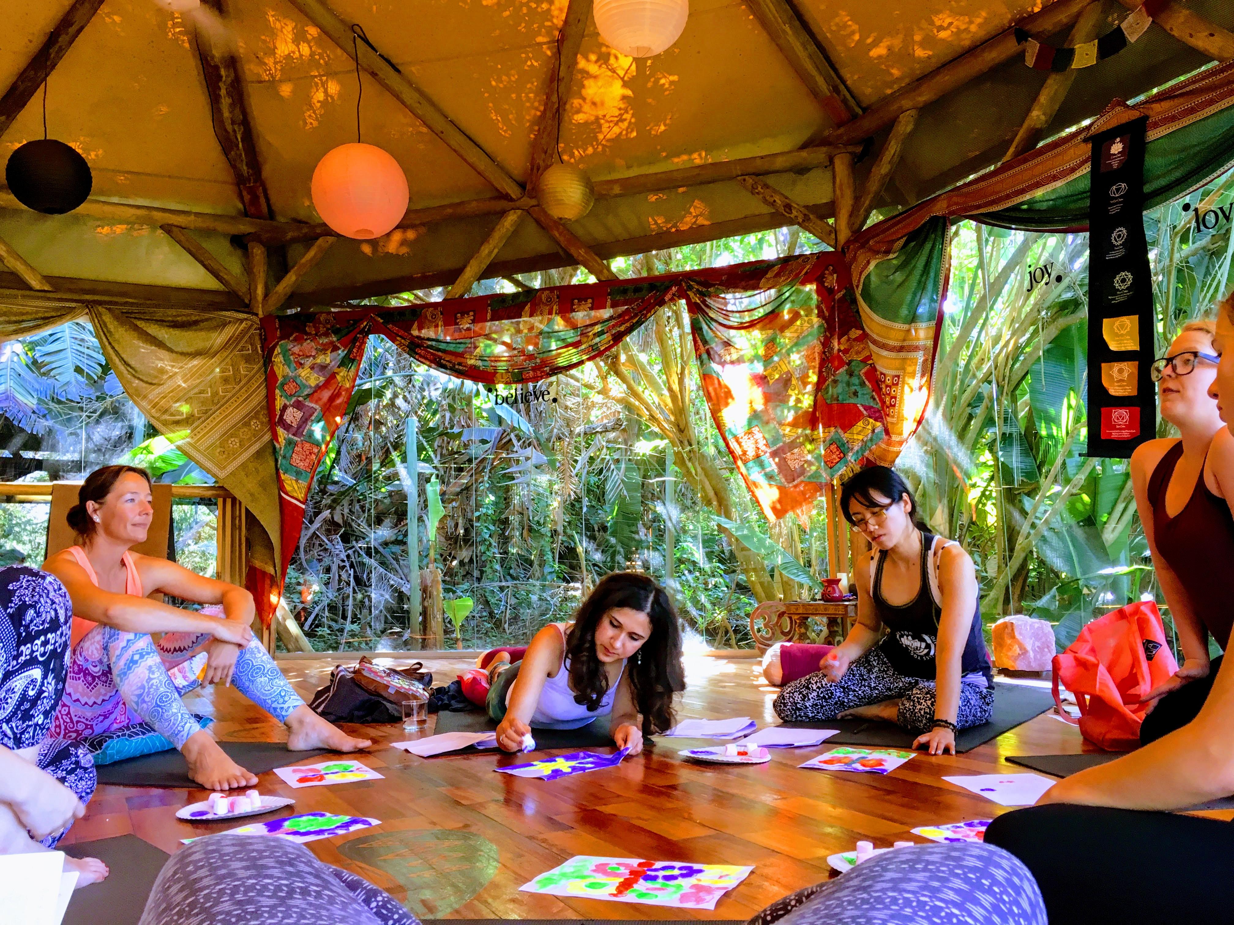 yoga study workshop