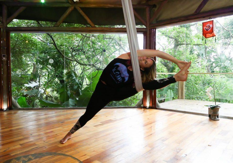 aerial yoga ttc aerial yoga chakra training